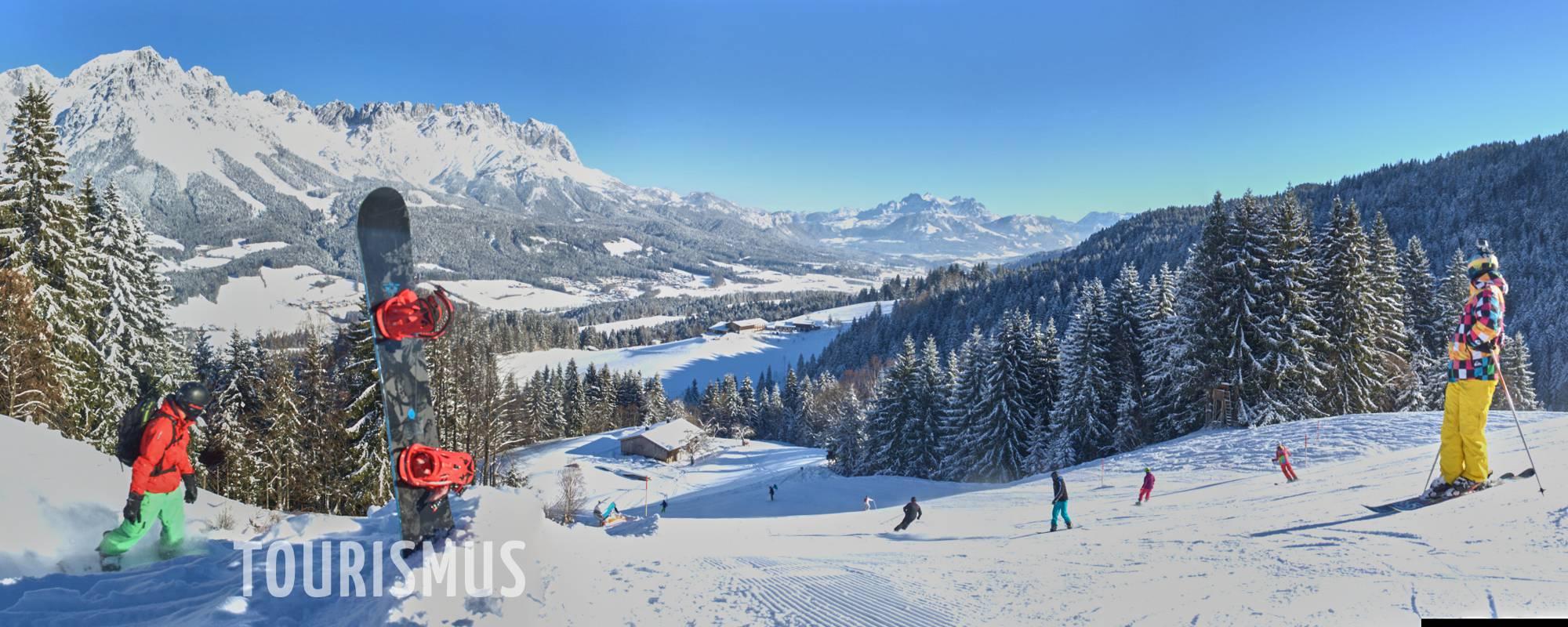 Tourismus Fotografie im Tirol